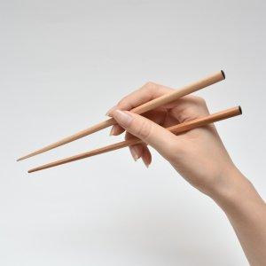 三角箸 ブナ(短)