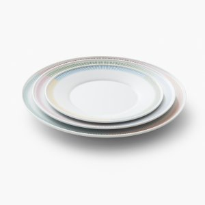 PC Round Plate
