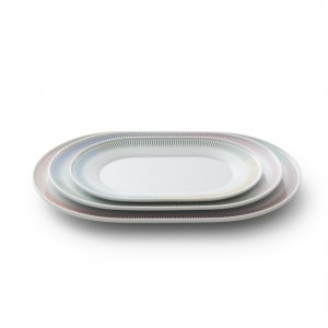 PC Oval Plate
