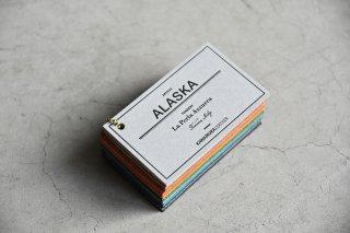 レザースワッチ『ALASKA / アラスカ』