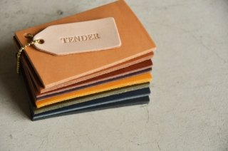レザースワッチ『TENDER / テンダー』