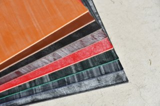 A3カットレザー『TW&S BRIDLE / ブライドルレザー』の商品画像