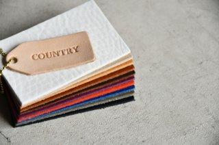 レザースワッチ『COUNTRY / カントリー』の商品画像