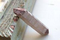 リチウムクオーツ DTポイント原石