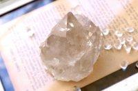 ナミビアクォーツ原石クラスター 286gレコードキーパー