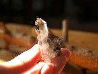 タンザニア水晶 wtih ルチル(金紅石)15g