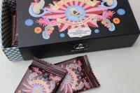シチリア島の伝統製法 Bonajuto『古代チョコレート』きび砂糖チョコ個包装18枚入り