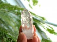ブランドバーク水晶ポイント原石タイムリンク 27g