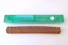 チベット香『Flowers 花』インセンススティック 天然成分100%
