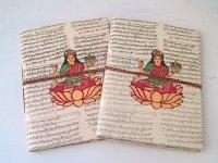 ラクシュミ女神のノート