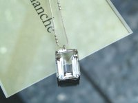 ピュアレイ・レムリアンシードクォーツ・ペンダントトップ 15 x 20mm Silver925