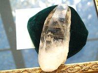 マスターウラルレムリアン™原石 淡いゴールド 433g タビー・セルフヒールド・レインボー・レコード