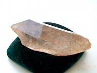 SALE 10%OFF タンザニアマスタークォーツ(モンド産)原石 350g 赤〜オレンジ系・過去タイムリンク