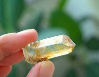タンザニアマスタークォーツ(モンド産)ゴールデンヒーラーミニ原石10g 未来タイムリンク