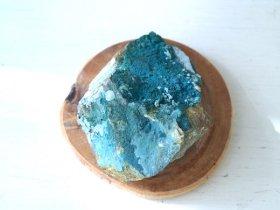 ブロッカンタイトクリソコラ原石(ネバダ州 U.S.A) 257g
