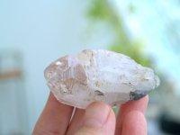 スカルドゥエレスチャルクォーツ原石・ ほんのりアメジスト 62g