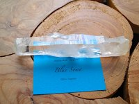Blue Soma エナジャイズド・タンザニアマスター(モンド)クォーツ原石 272g