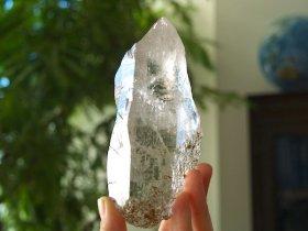 Blue Soma エナジャイズド・タンザニアマスター(モンド)クォーツ原石 518g