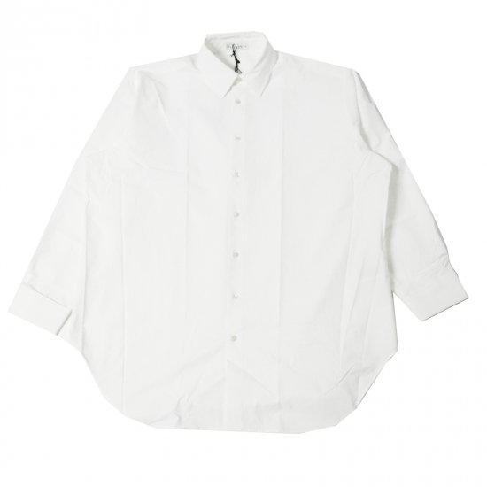 JW Anderson / OVERSIZED BUTTON-UP SHIRT