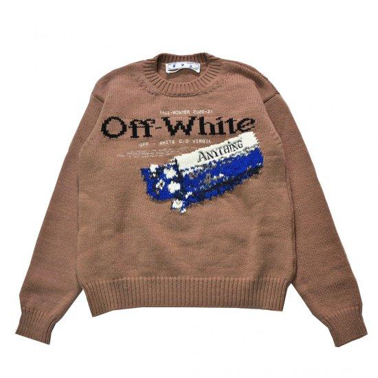 OFF-WHITE c/o VIRGIL ABLOH™ / PASCAL MEDICINE CREWNECK