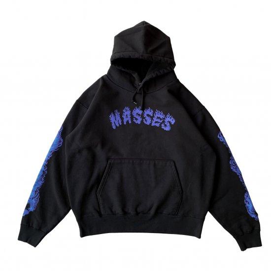 MASSES / SWEAT HOODED