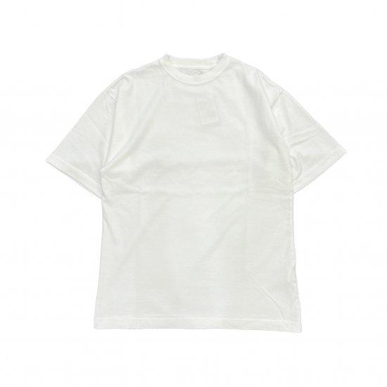 CIOTA / スビンコットン30/2 吊り天竺 半袖Tシャツ