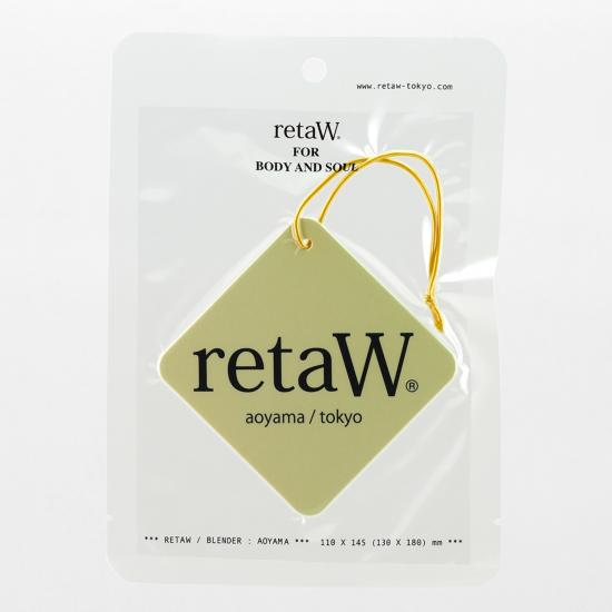 retaW / CAR TAG OYL*