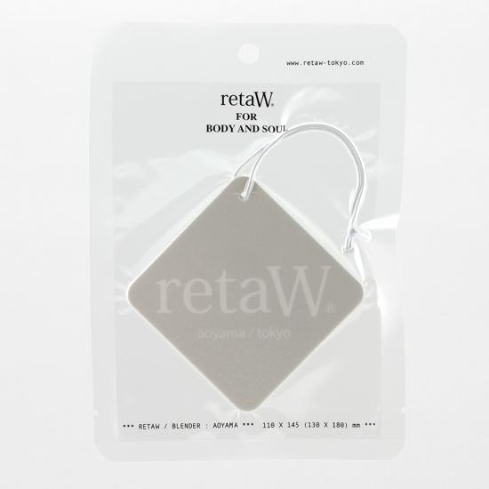 retaW / CAR TAG BARNEY*