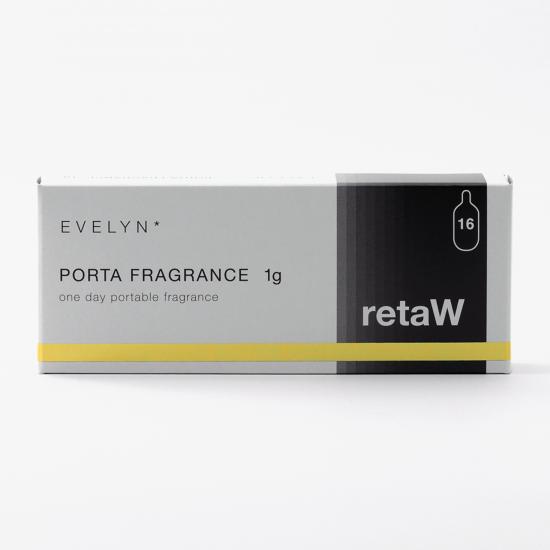 retaW / PORTA FRAGRANCE EVELYN*
