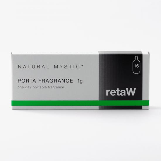 retaW / PORTA FRAGRANCE NATURAL MYSTIC*