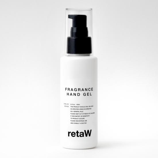 retaW / HAND GEL EVELYN*