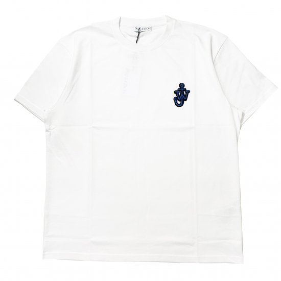JW ANDERSON / ANCHOR PATCH T-SHIRT