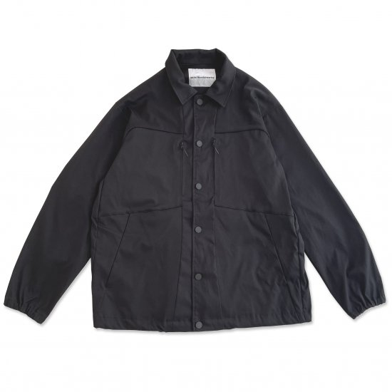 White Mountaineering / STRETCHED TWILLED COACH JACKET