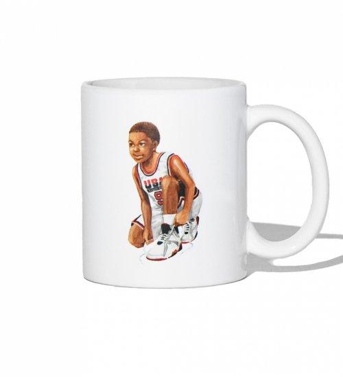 APPLEBUM / BARCELONA'92 BOY MUG CUP