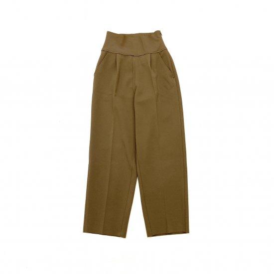 PHEENY / AMUNZEN HIGH WAIST TAPERED PANTS