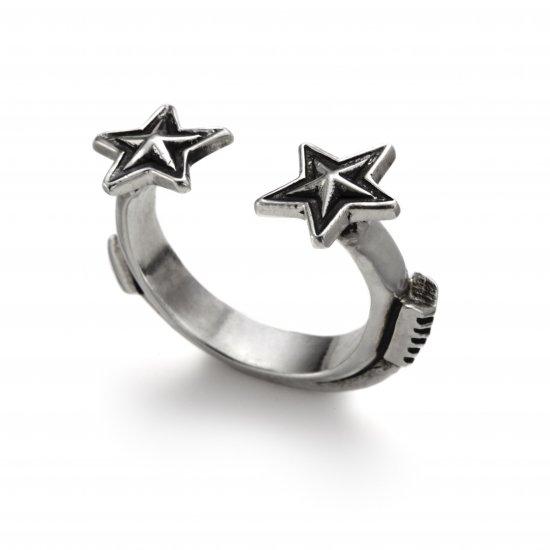 CODY SANDERSON / 2 STAR UP RING