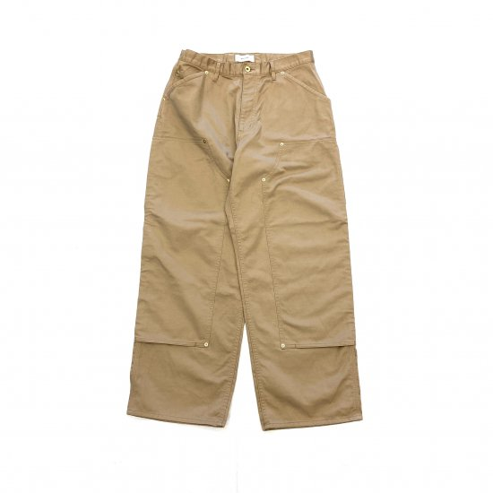 WELLDER / DOUBLE KNEE TROUSERS