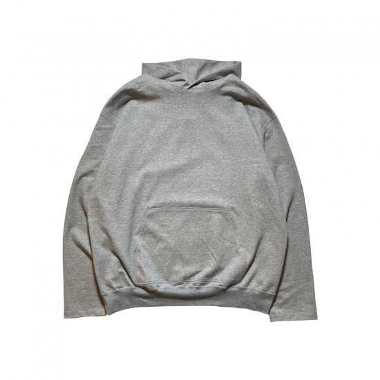 """Graphpaper / """"RE"""" COMPACT TERRY OVERSIZED PULL HOODIE"""