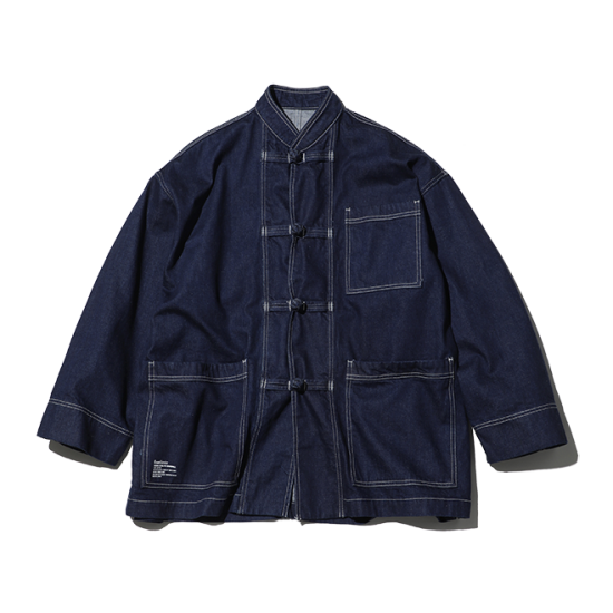 FreshService / DENIM KUNG-FU COVERALL / OW