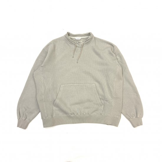 WELLDER / SUVIN & PIMA COTTON BACK SIDE FRENCH TERRY
