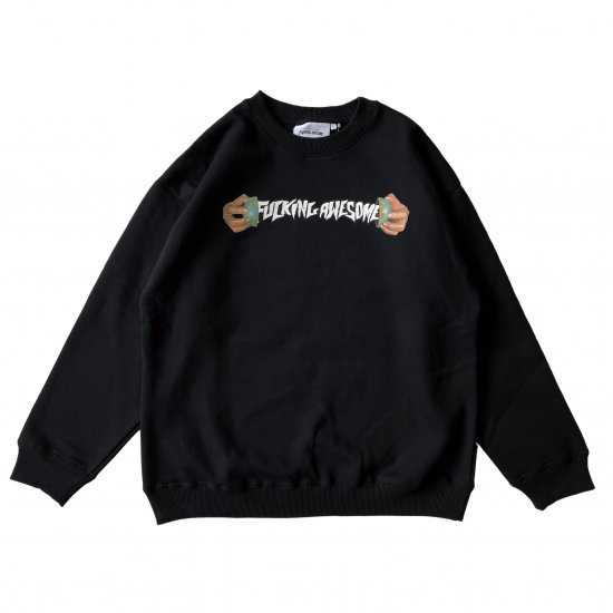 FUCKING AWESOME / WORLD CUP CREWNECK