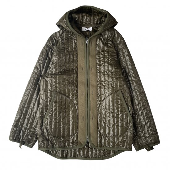 WELLDER / LINER QUILTED JACKET