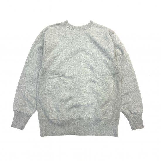 CIOTA / スビンコットン吊り裏毛起毛 クルーネックスウェットシャツ