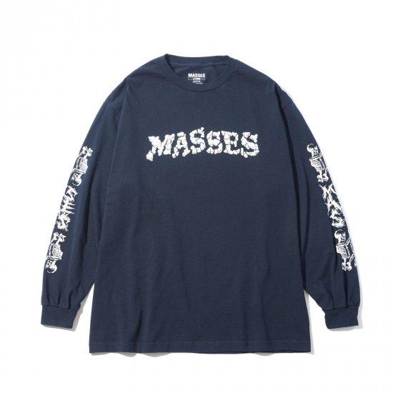 MASSES / T-SHIRTS L/S CRACK