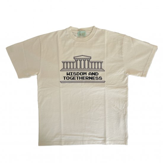 ARIES / WISDOM AND TOGETHER SS TEE