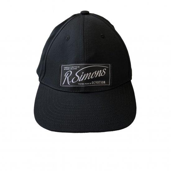 RAF SIMONS / DEVOTION COTTON CAP