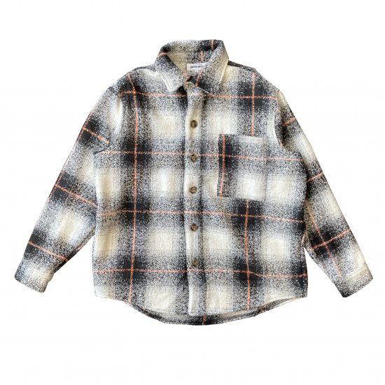 FUCKING AWESOME / HEAVY OVERSIZED FLANNEL