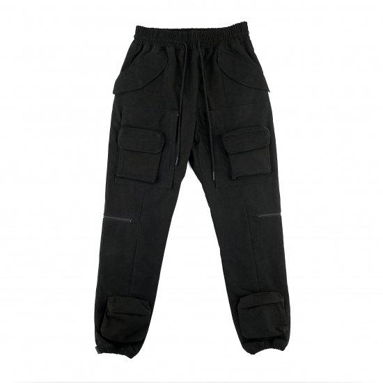 READYMADE / BLACK FIELD PANTS