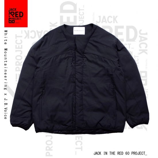 White Mountaineering × TAION for J.B.Voice / J.B.VOICE SPECIAL PADDED BLOUSON JKT