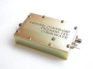2400MHz帯パワーアンプユニット 1.5W 2.4GHz